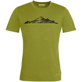 VAUDE Tekoa Skjorte II Herrer, grøn